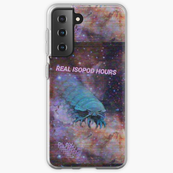 Real Isopod Hours Samsung Galaxy Soft Case