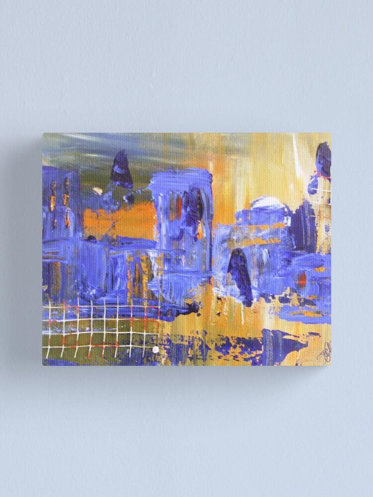 Alternate view of Belem Canvas Print