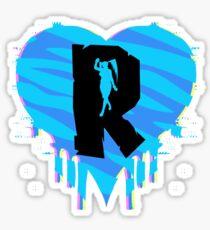 R-mika II Sticker