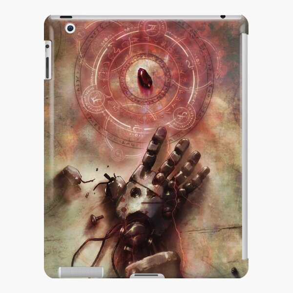 Full Metal Alchemist iPad Snap Case