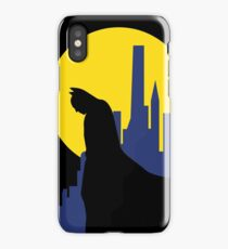 Ruminating Bat iPhone Case/Skin