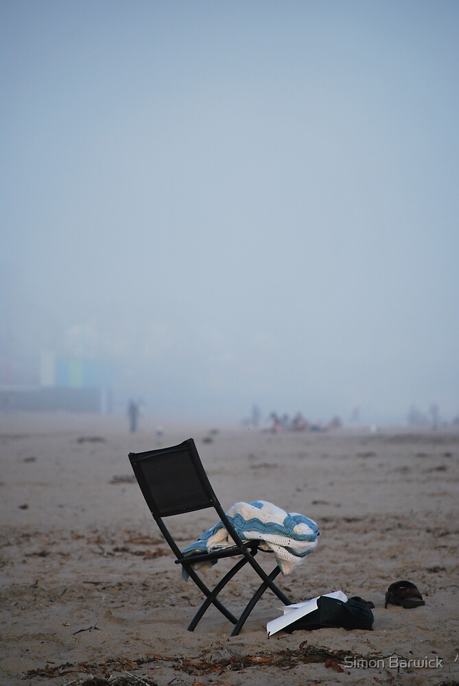 Lonely Chair by flyingperonis