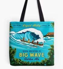 Kona Big Wave Tote Bag
