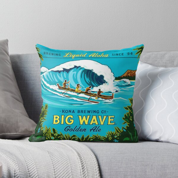 Kona Big Wave Cojín