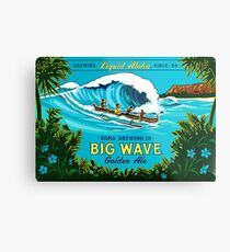 Kona Big Wave Metal Print