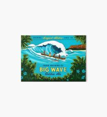 Kona Big Wave Art Board