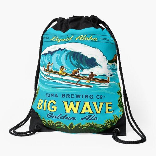 Kona große Welle Turnbeutel