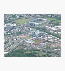 Sports Stadium Photographic Print