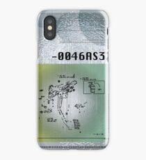 Meta Data iPhone Case