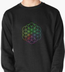 Sudadera cerrada Logotipo de Coldplay //