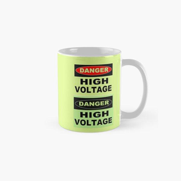 SIGN, Danger, High Voltage Classic Mug