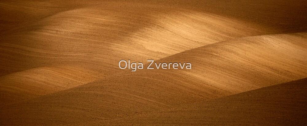 Rolling Hills by Olga Zvereva