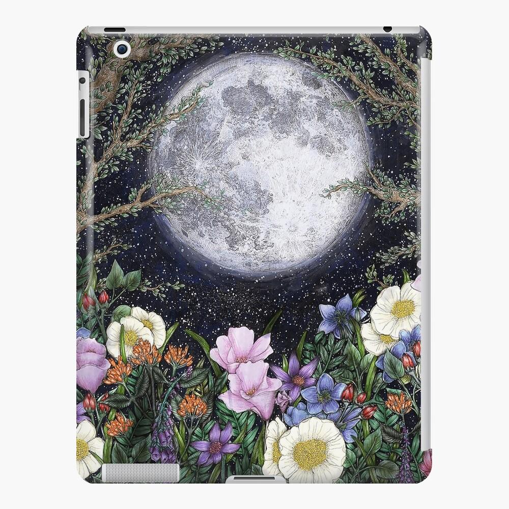 Midnight in the Garden II iPad Case & Skin