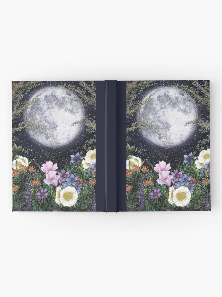 Alternate view of Midnight in the Garden II Hardcover Journal