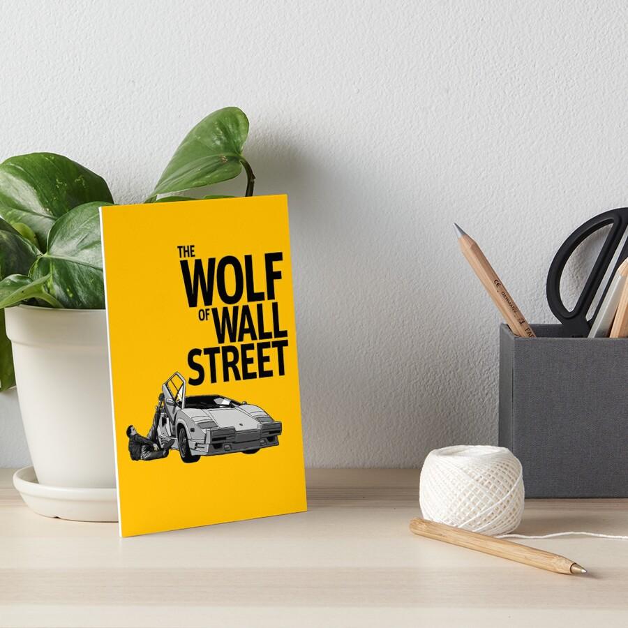 THE WOLF OF WALL STREET-LAMBORGHINI COUNTACH\