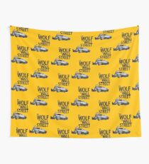 THE WOLF OF WALL STREET-LAMBORGHINI COUNTACH Wall Tapestry
