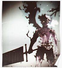 Black Clover Asta Poster