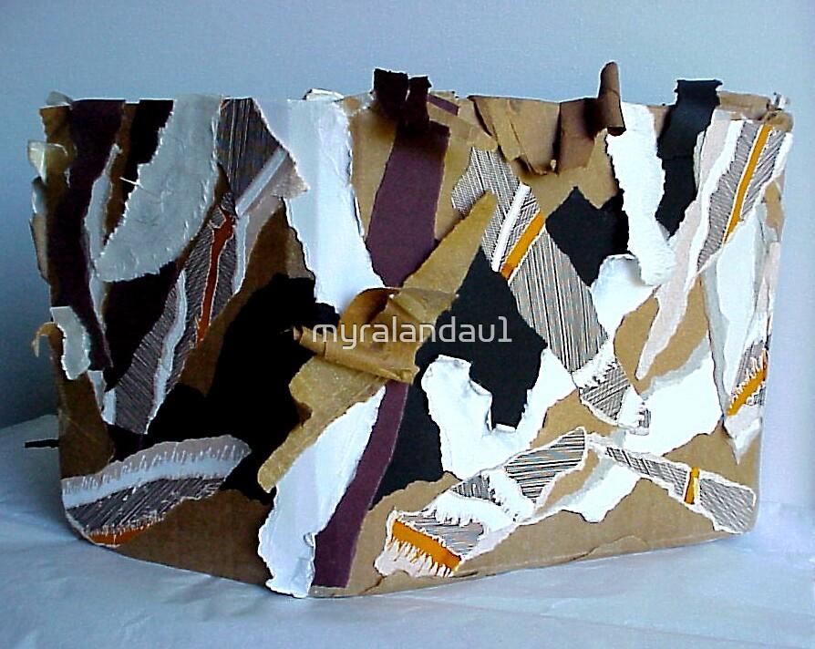 recycled book4 by myralandau1