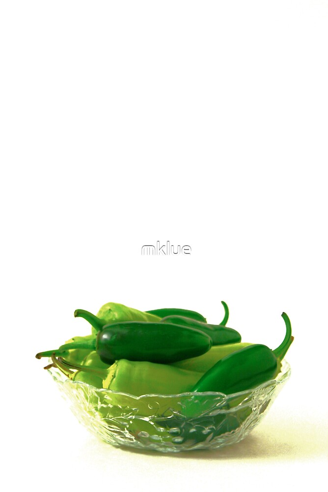 Hot Peppers by mklue