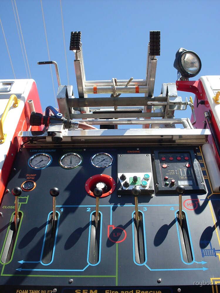 Pumper Controls... a different perspective by roybob