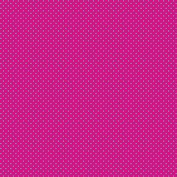 Dots Hot Pink by onejyoo