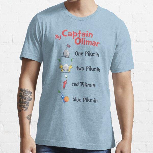 Pikmin Seuss Essential T-Shirt