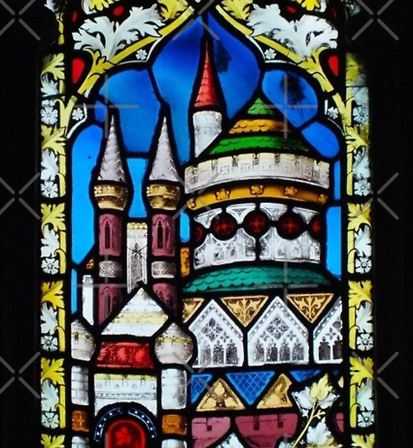 Minarets by Yampimon