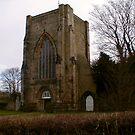 Beauchief Abbey,Sheffield. by Trevor Kersley