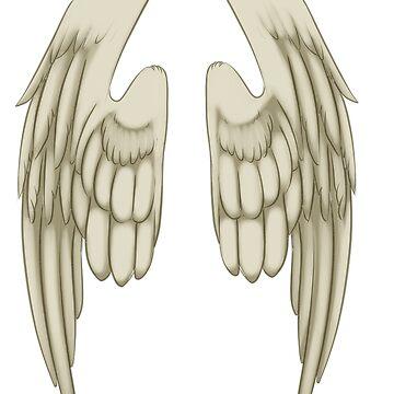 White Wings by AtomicMilkshake
