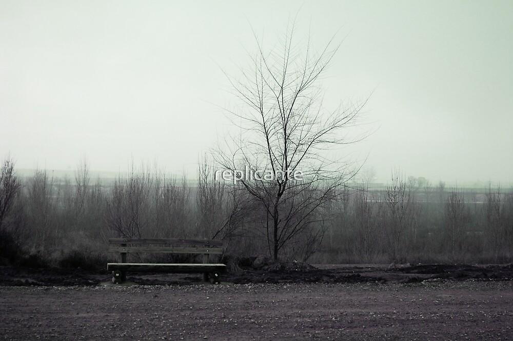 Nude landscape by replicante