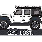 Get Lost.  by BluAnchor