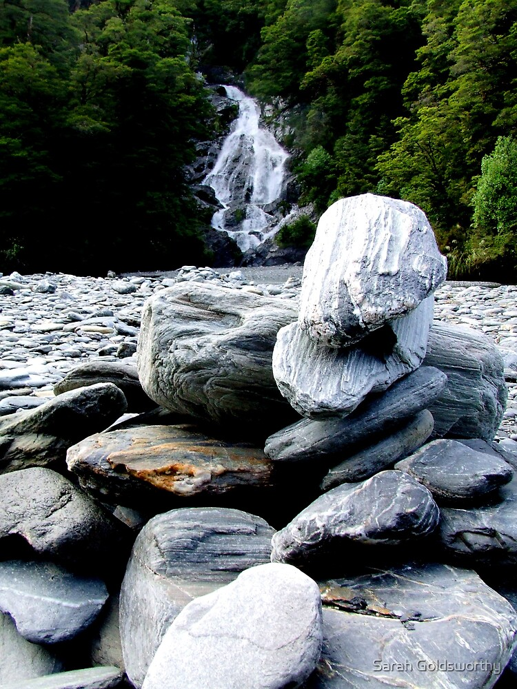 The Rocks by Sarah Goldsworthy