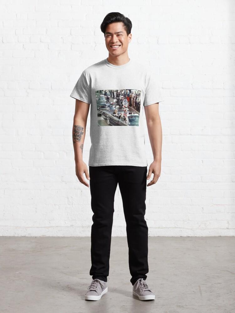 Alternate view of KENNEDY ASSASSINATION - CRUISING Classic T-Shirt