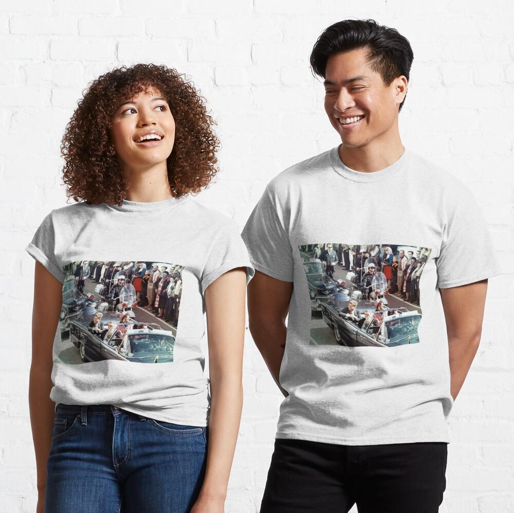 KENNEDY ASSASSINATION - CRUISING Classic T-Shirt