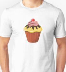 Cherry Cupcake Unisex T-Shirt