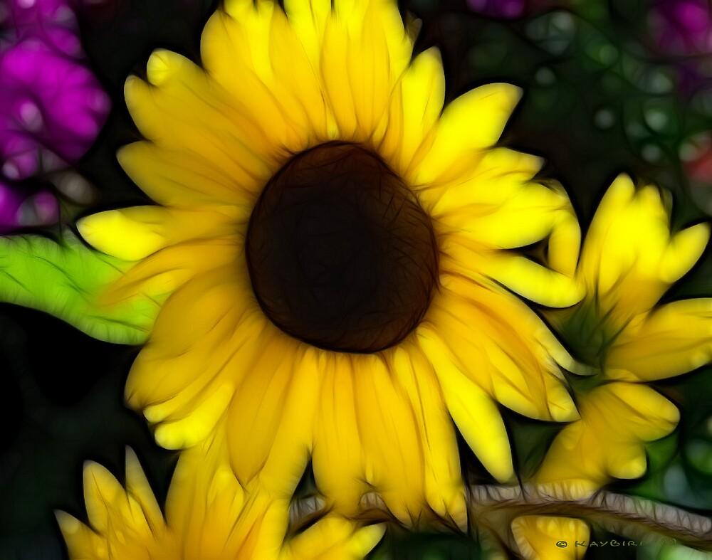 Sunny by Kay  G Larsen