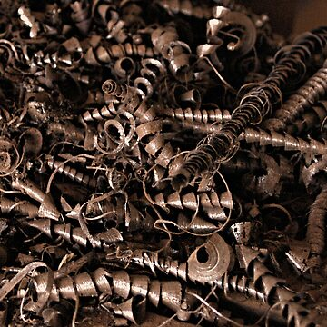 Metal Shavings by PishPosh
