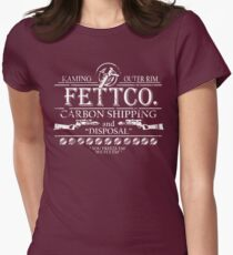 FettCo. Women's Fitted T-Shirt