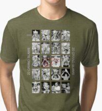 RF 20 Grand Slams Vintage T-Shirt
