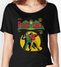 Psychmann und Zauberkopf Baggyfit T-Shirt