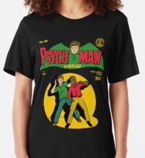Psychmann und Zauberkopf Slim Fit T-Shirt