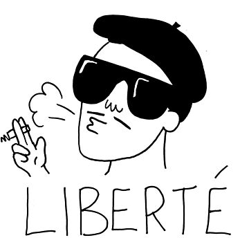 Free and Fresh is the literal translation of liberte by DiabolickalPLAN