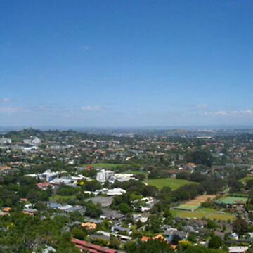 View 01 from Maungawhau (Mt Eden) by dqcollins