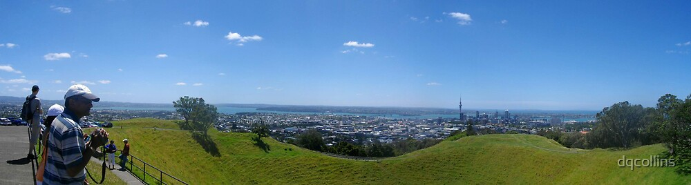 View 02 from Maungawhau (Mt Eden) by dqcollins