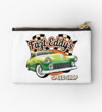 Fast Eddy's Speed Shop Studio Pouch