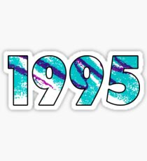 1995 Retro Sticker