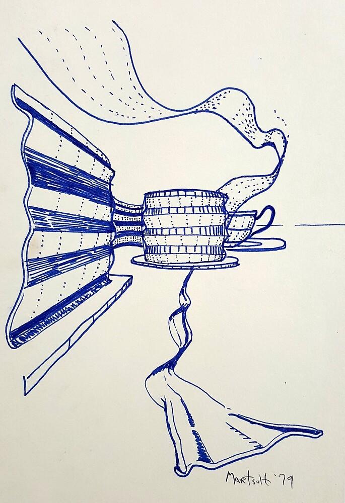 Ribbons by Dave Martsolf