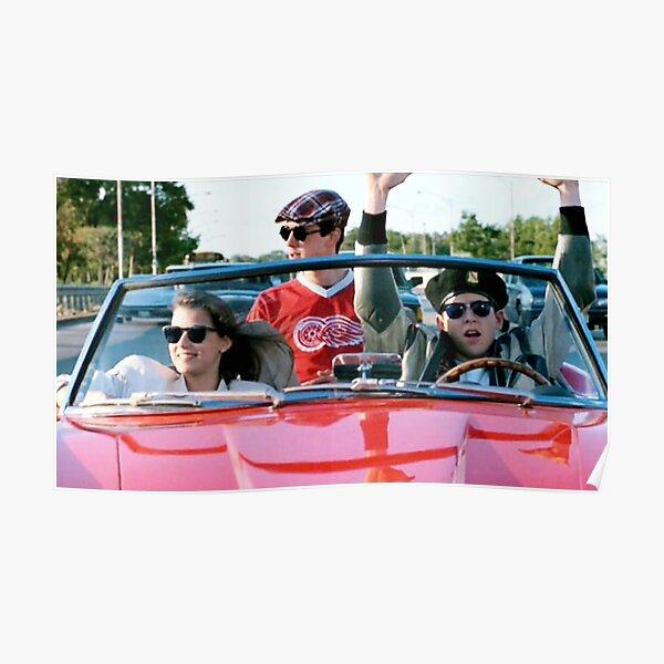 Ferris Bueller Poster
