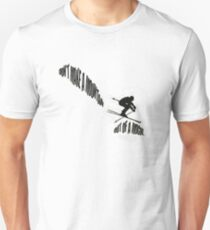 Don't Make a Mountain Out of a Mogul - Skier T-Shirt