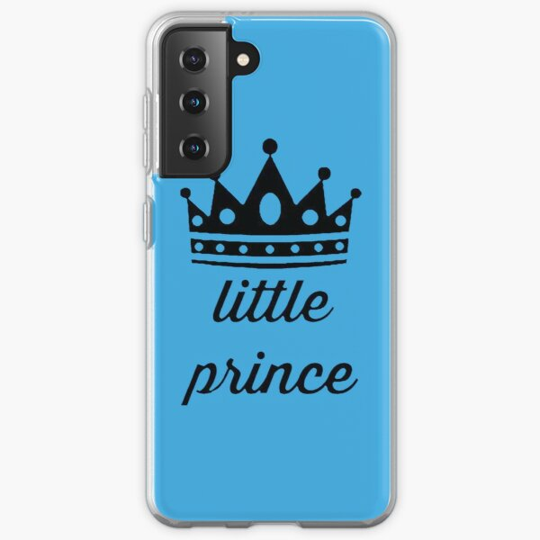 Crowned Prince Samsung Galaxy Soft Case